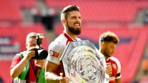 Olivier Giroud Arsenal Community Shield