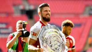Olivier Giroud Arsenal Community Shield