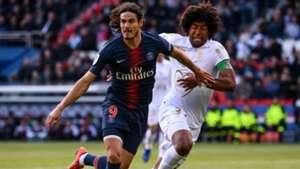 Edinson Cavani Dante PSG Nice Ligue 1 04052019
