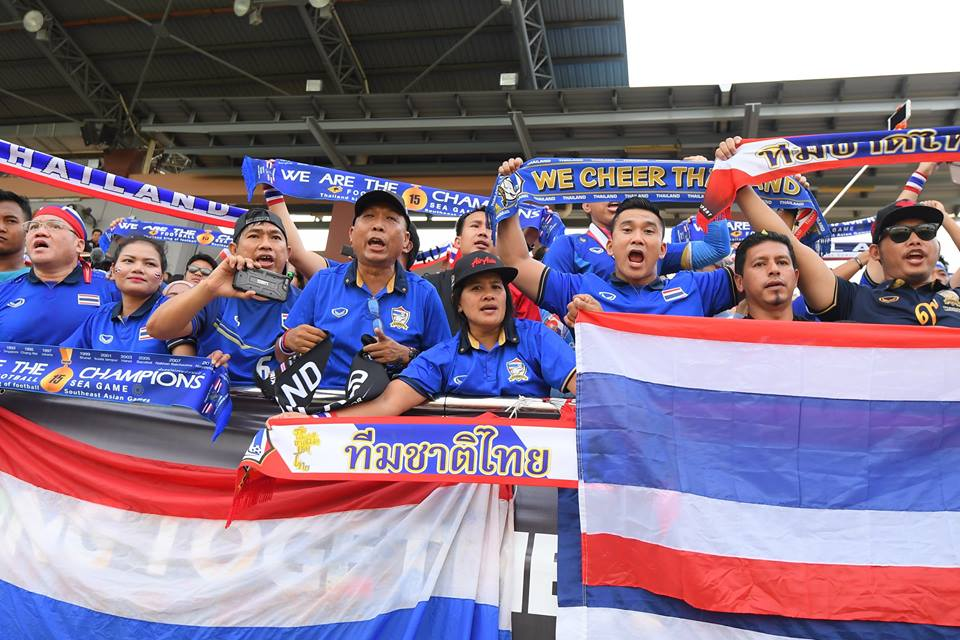 Thailand 1-0 Myanmar | SEA Games 2017 | semi-final