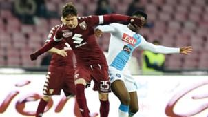FC Turin Neapel Diawara Lukic 18122016