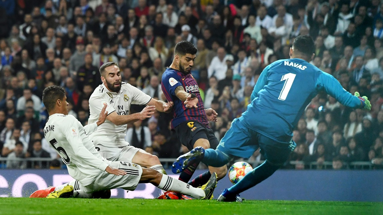 Keylor Navas Real Madrid Barcelona