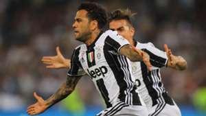 Dani Alves Juventus Lazio Coppa Italia