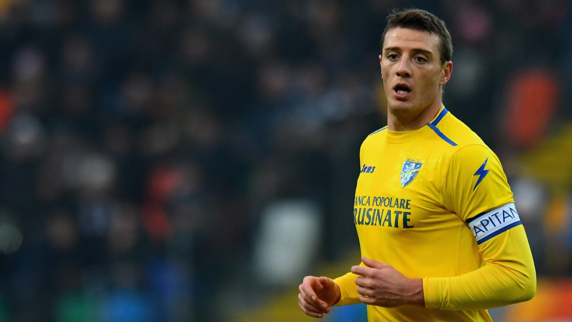 Daniel Ciofani Frosinone serie a 2019