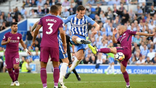Manchester City Brighton & Hove Albion Premier League