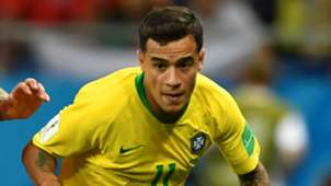 Philippe Coutinho Brazil 2018