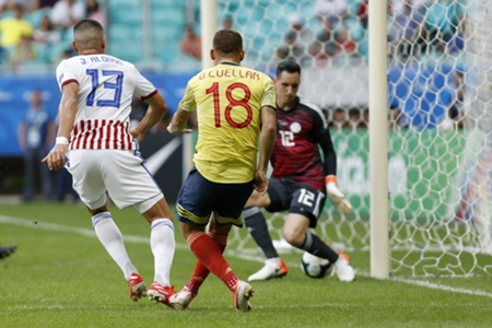 colombia vs paraguay - photo #42