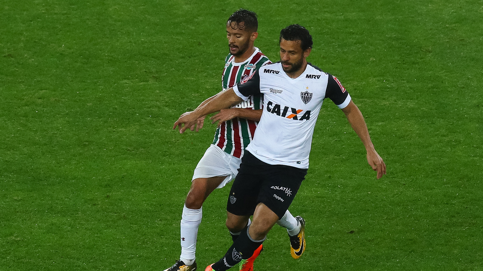 Fred Gustavo Scarpa Fluminense Atletico-MG Brasileirao Serie A 21082017