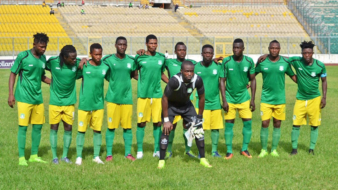 CAF Confed Cup: Aduana Stars depart Ghana on Friday