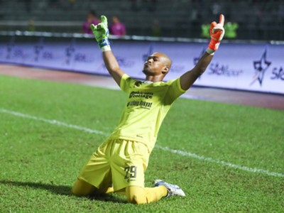 Suffian Rahman, Terengganu, FA Cup, 21/04/2017
