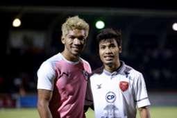 Kyaw Ko Ko & Aung Thu