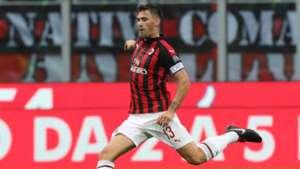 Alessio Romagnoli Milan Serie A