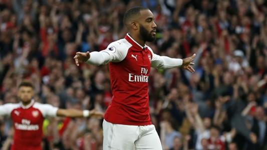 HD Alexandre Lacazette Arsenal Premier League