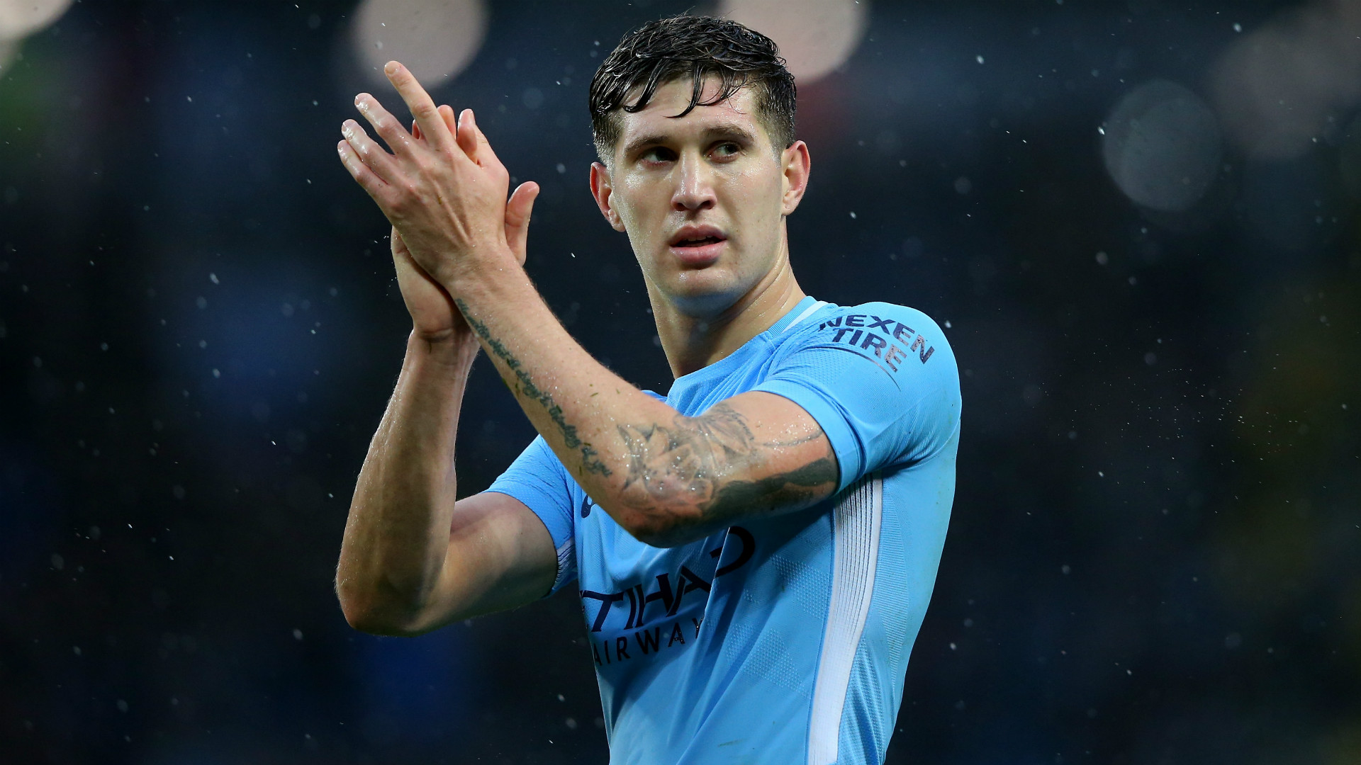 John Stones has the X Factor Manchester City defender
