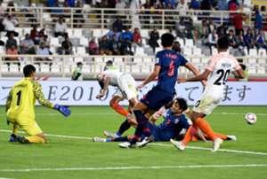 India vs Thailand