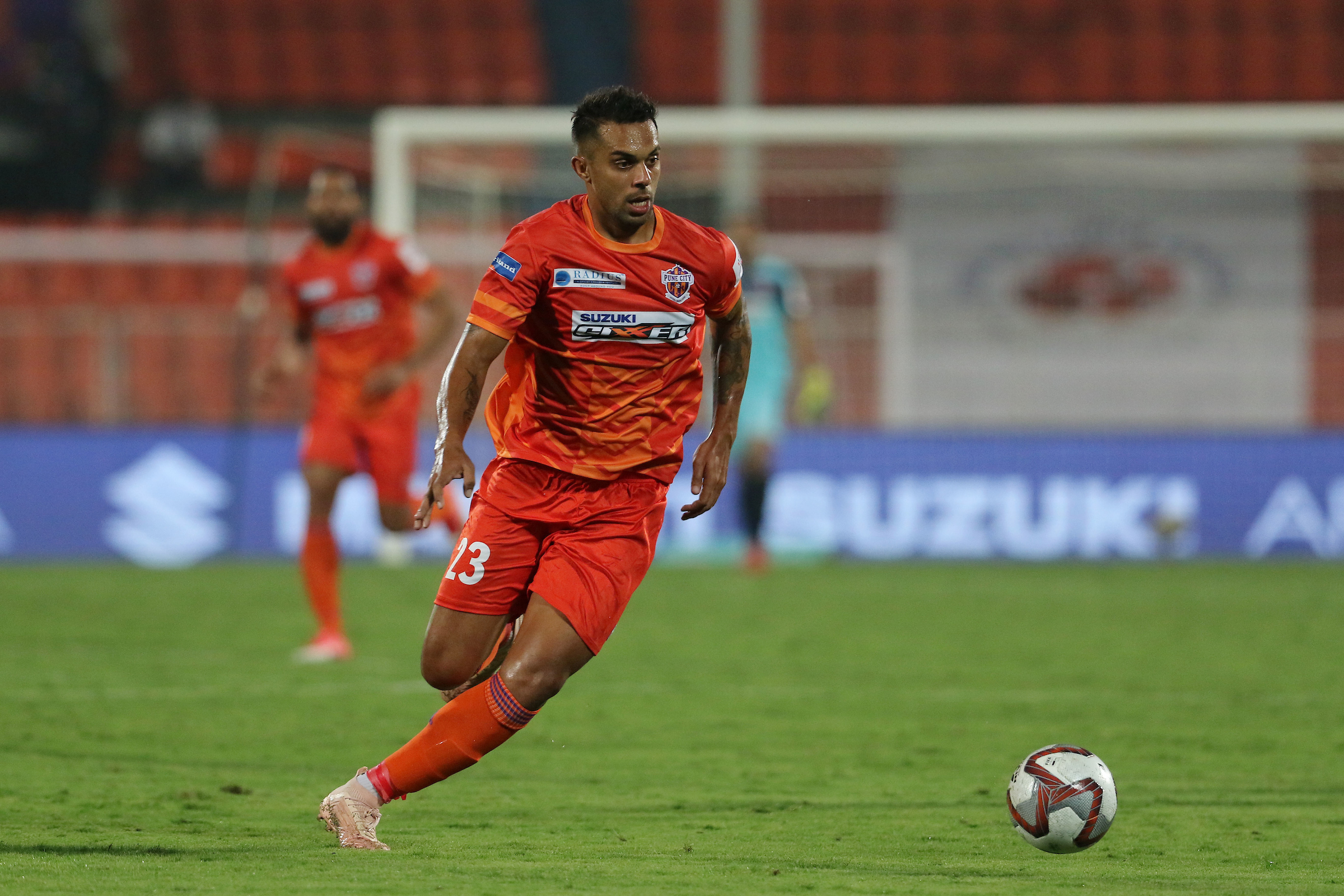 Robin Singh FC Pune City NorthEast United ISL 2018-19