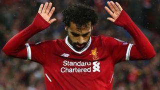 Mohamed Salah Liverpool Roma Champions League