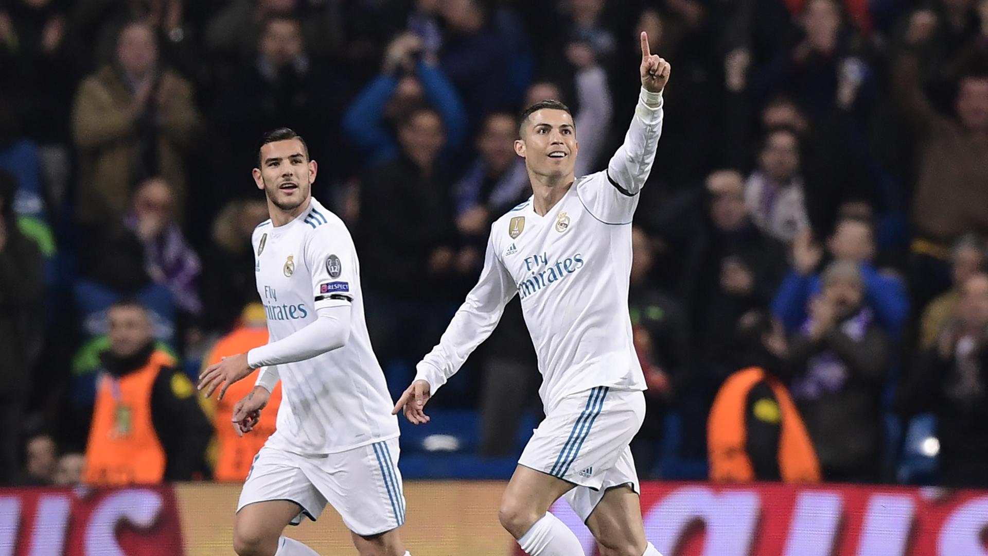 Cristiano Ronaldo Real Madrid 06122017