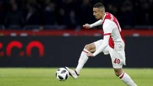 Noussair Mazraoui, Ajax - NAC Breda, 02022018