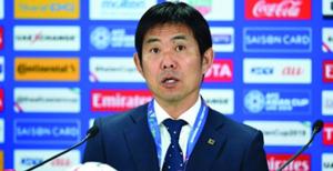 هاجيمي مورياسو - مدرب اليابان