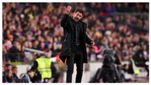 Simeone Barcelona Atletico Madrid LaLiga