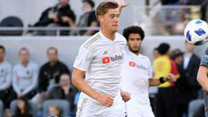 Walker Zimmerman Los Angeles FC MLS