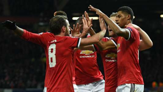 Marcus Rashford Juan Mata Manchester United