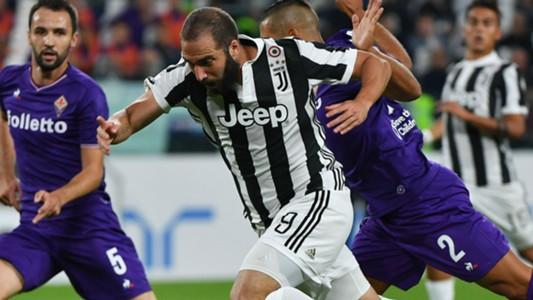 Higuain Juventus Fiorentina Serie A