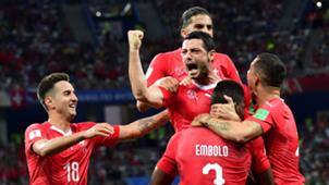 Switzerland Costa Rica World Cup 2018