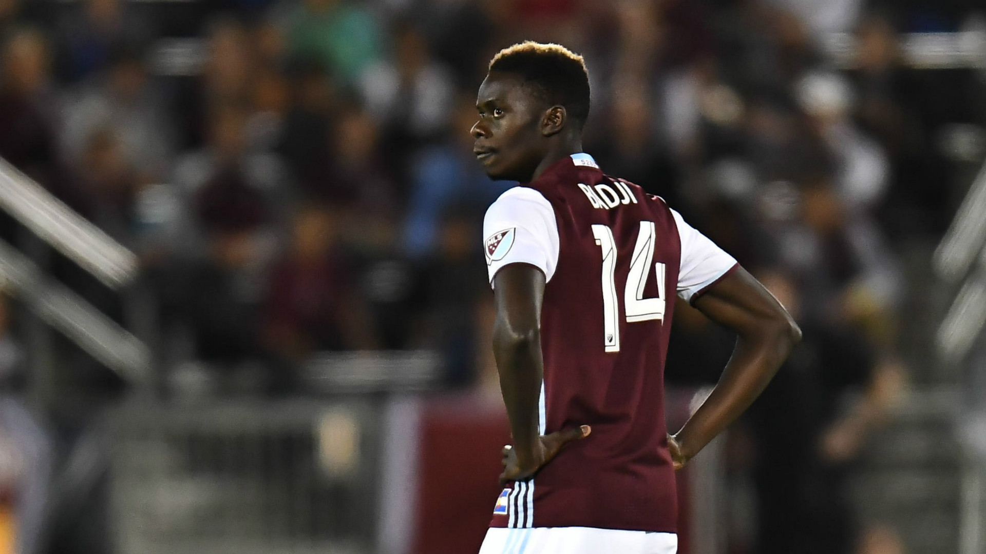 Dominique Badji Colorado Rapids