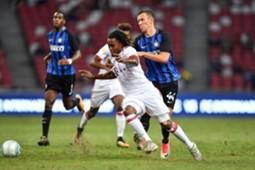 Renato Sanches VS Inter Milan