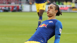 Yussuf Poulsen RB Leipzig