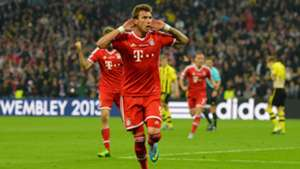 Mario Mandzukic FC Bayern München 2013