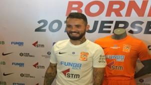Marlon da Silva - Borneo