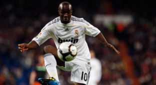 Lassana Diarra Real Madrid