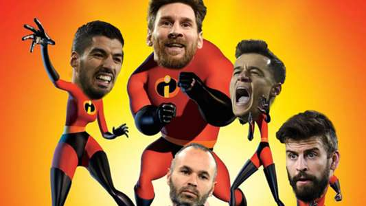 Incredibles Barcelona GFX