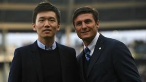 Steven Zhang Javier Zanetti Torino Inter Serie A 18032017