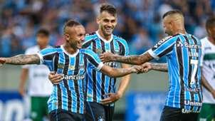 Vizeu Éverton Luan Grêmio Gaucho 2019