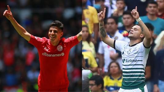 Toluca vs Santos Liga MX