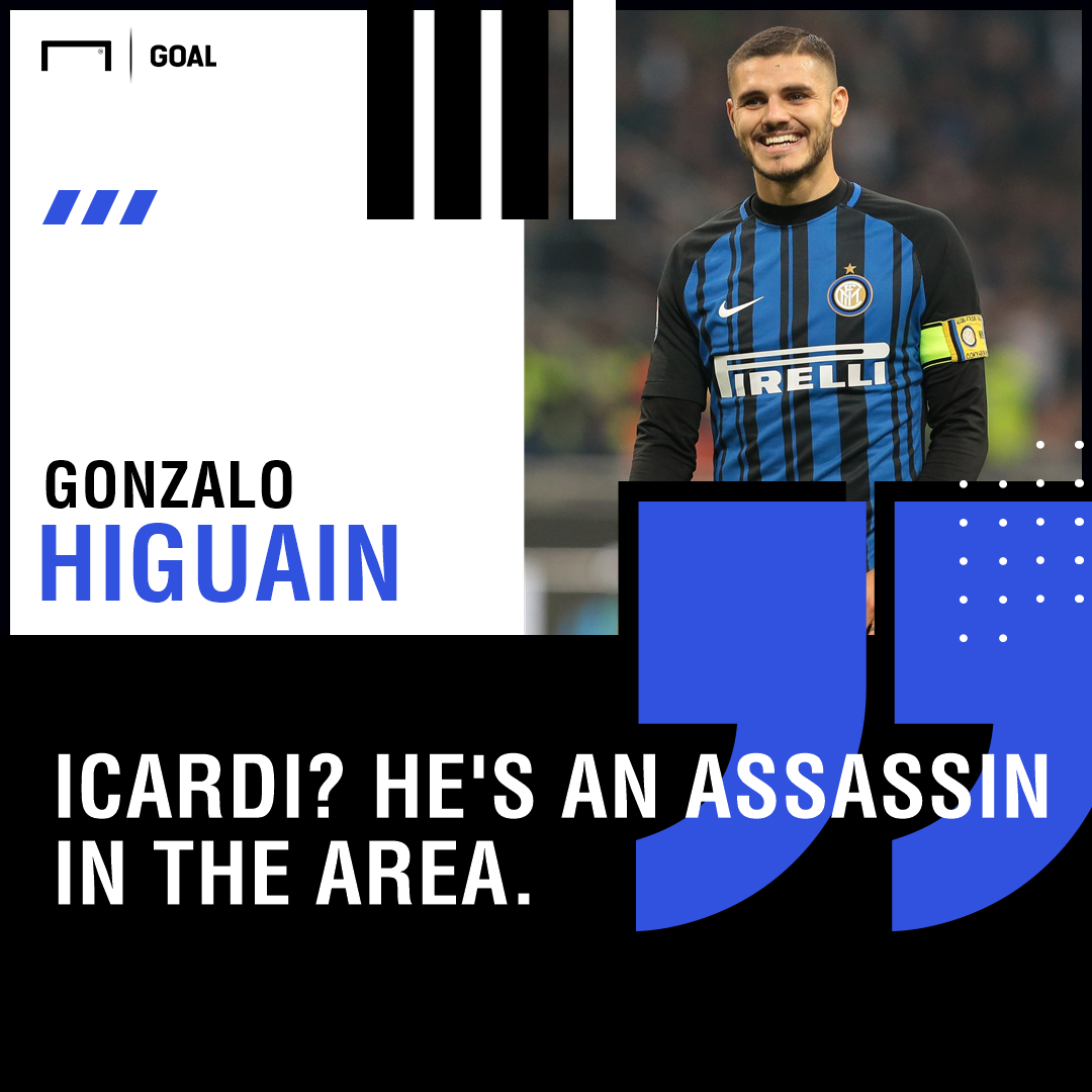 Inter Milan striker Icardi wants wife to continue working as his agent