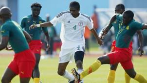 Nigeria vs Cameroon 2004