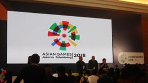 Drawing Asian Games 2018