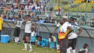 Ghana bench