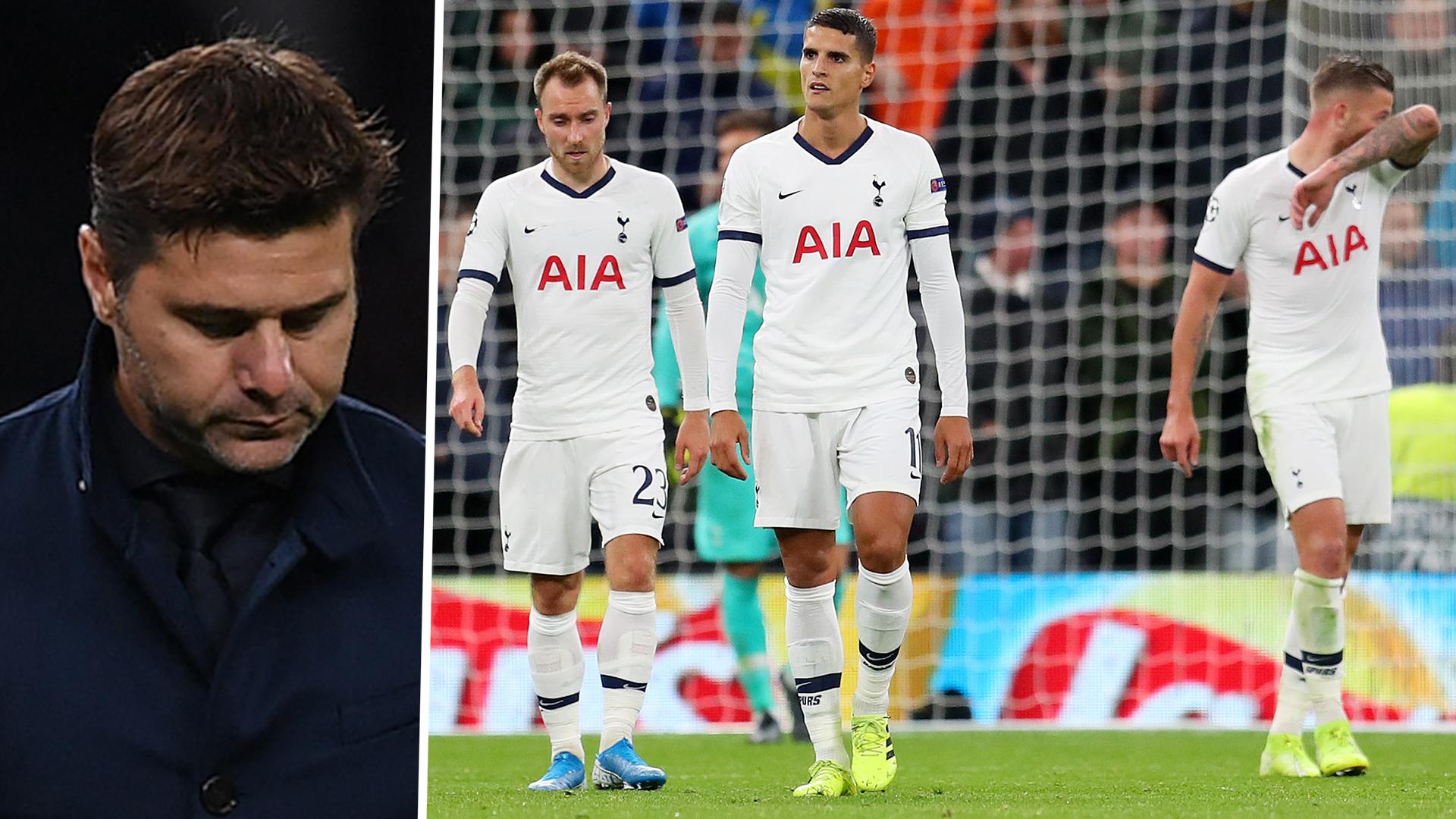 Mauricio Pochettino Tottenham Players 2019