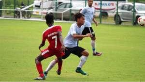 Amarjit Singh Kiyam India U17 Mauritius U17
