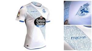Deportivo La Coruna Third Kit 2018/19
