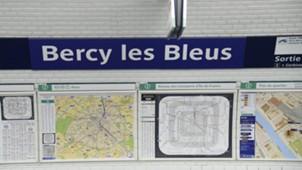 Bercy Les Bleus Metro 16072018
