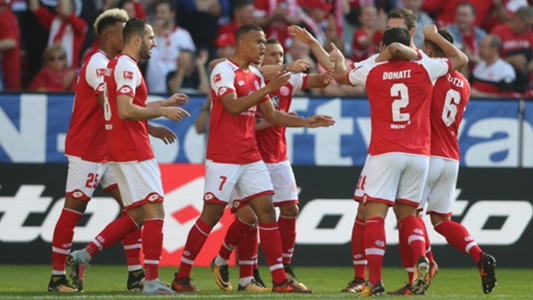 Mainz 05 Hamburger SV Bundesliga 101417