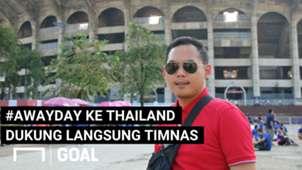 Iman Kaka: #AwayDay Thailand