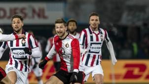 Jan-Arie van der Heijden, Feyenoord - Willem II, KNVB Beker 02282018